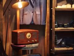 又见法兰西,猫王收音机再次亮相M&O巴黎时尚家居设计展