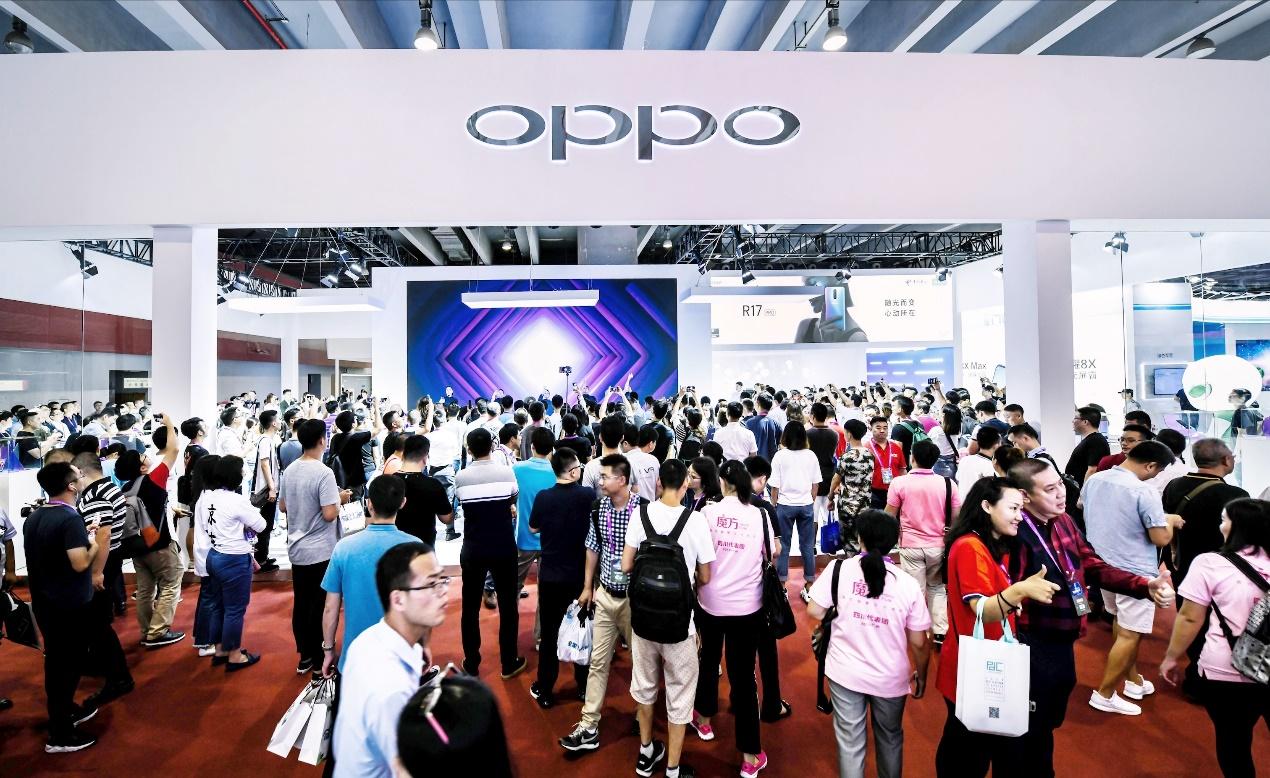 OPPO亮相天翼智能生态博览会 携手产业伙伴助推智能共赢新时代