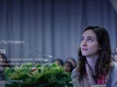 Google Women Techmakers 帮助科技女性实现职业梦想