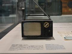 细数索尼历史资料馆中的电视机 个个都是经典!