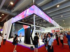 2018中国电信天翼展开幕 5G与智慧生态是核心