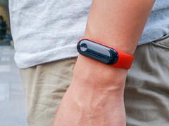 有钱你都买不到系列,小米手环3 NFC限量纪念版开箱体验