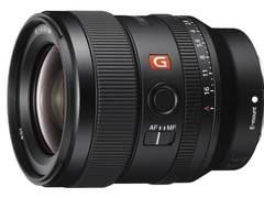 索尼正式发布广角定焦G大师镜头FE 24mm F1.4 GM