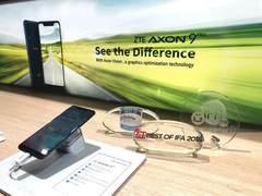 中兴旗舰天机Axon 9 Pro和5G终端方案将亮相北京PT展 创新技术助力5G