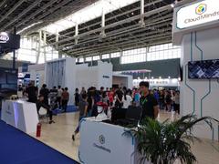2018数博会:河北省委书记王东峰,省长许勤等点赞达闼科技云端智能架构技术