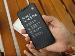 刘海屏+前后四摄 红米Note 6 Pro上手视频流出
