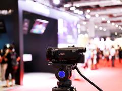 索尼AX700摄像机 一款让你直播更便捷的摄像机