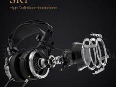 """""""超特斯拉""""单元技术首秀 iBasso Audio发布SR1耳机"""