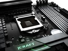 同步首发 火力澎湃 15相数字供电iCraft Z390主板