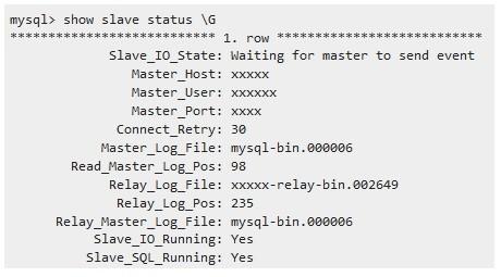 以实际情况切入,查看MySQL复制问题的解决方案