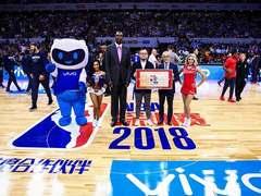 2018 NBA中国赛圆满落幕 vivo将继续为全球用户创造惊喜