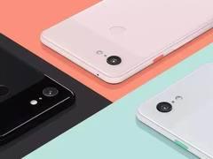 谷歌Pixel 3系列发布 宽刘海大下巴,与iPhone XR同价