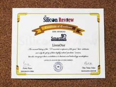LivesOne荣获Silicon Review评选的smartest奖