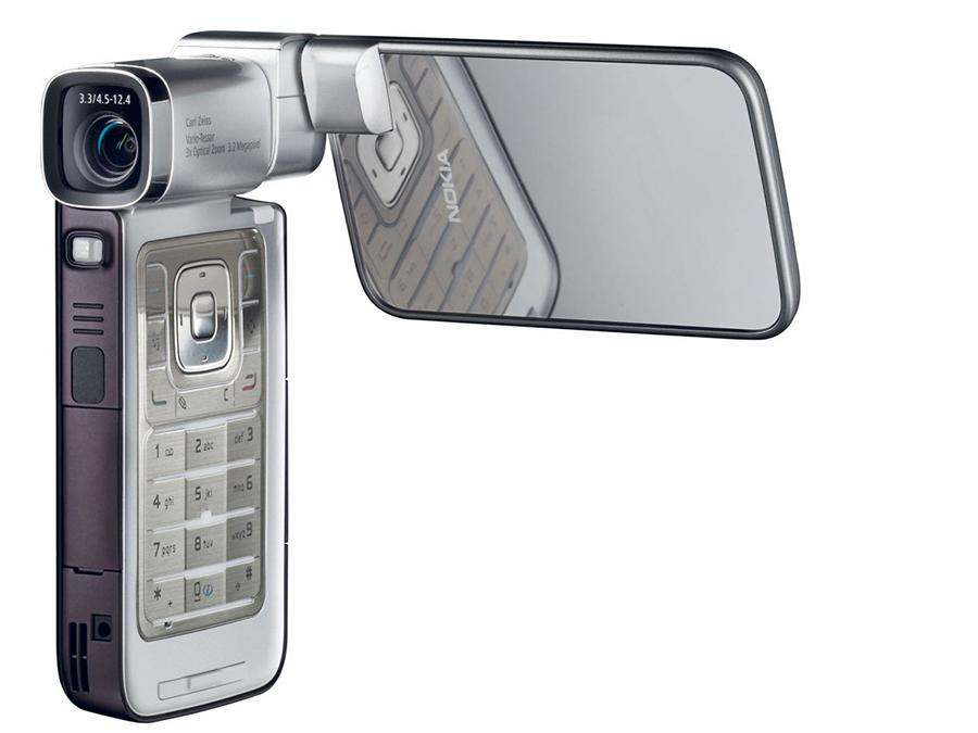 时代的缩影 手机机械结构求索之路
