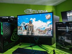 4K分辨率+144Hz屏 宏碁Predator X27显示器本月发售