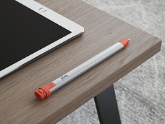 自在表现 书写创想 第六代iPad专用触控笔 罗技Crayon闪耀发布