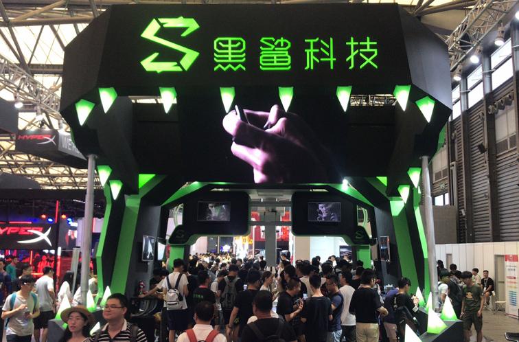 黑鲨表态China Joy 推出新款手柄和蓝牙耳机