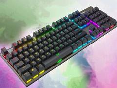 RGB背光机械键盘!HyperX Alloy FPS RGB酷炫登场