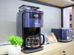 深圳礼品展:咖啡机国内第一品牌,东菱KF4266W精彩亮相