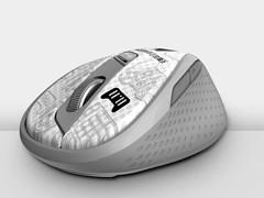 雷柏天猫联名推出M580多模式无线鼠标纪念版