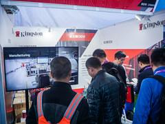 金士顿亮相2018北京安博会 为用户提供高可靠性存储解决方案