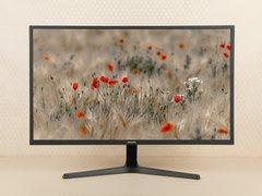 31.5英寸4K高分屏!三星UJ59显示器首发评测