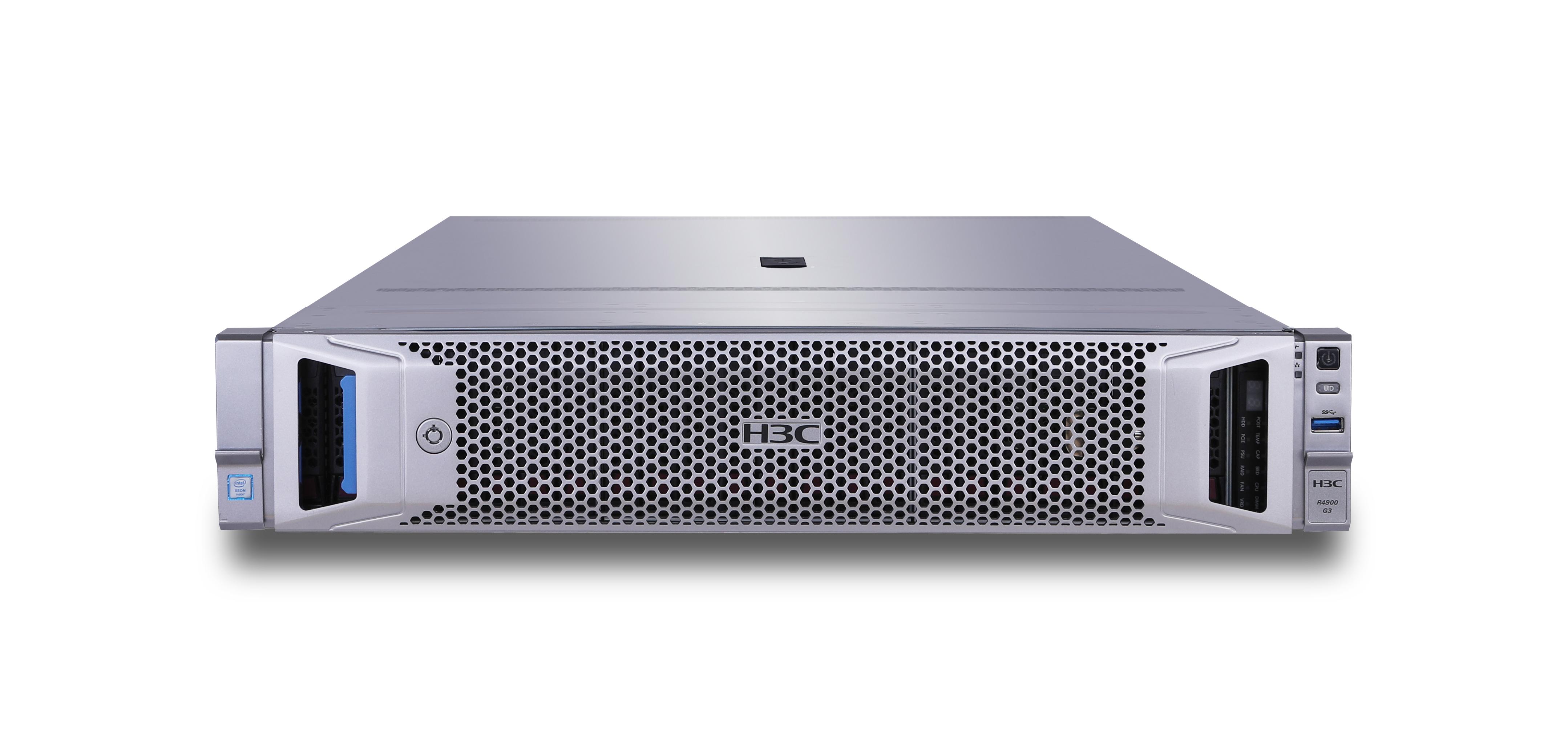 高性能+高扩展 H3C UniServer G3服务器带来全新计算体验