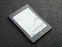 纯平+防水,体验全新亚马逊Kindle Paperwhite 电子书阅读器