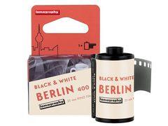 Lomo发布新款35mm黑白胶卷Berlin Kino