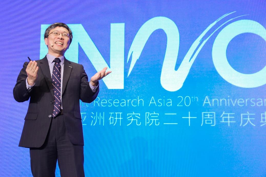微软亚洲研究院二十周年庆 展示多项科研创新成果