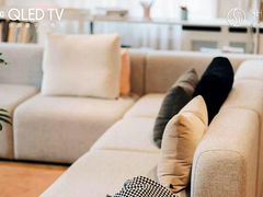 冰冷的是房子还是生活?三星电视用设计给你答案