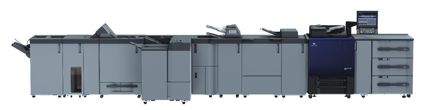 柯尼卡美能达AccurioPress系列数码印刷机再获BLI年度大奖