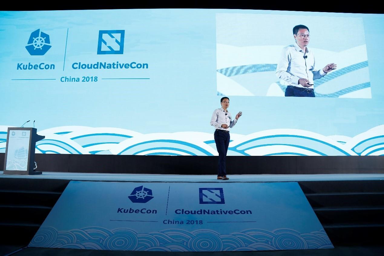 KubeCon 2018 首登中国 华为云持续创新加速行业使能