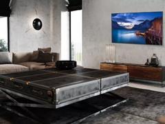三星电视   用光线塑造最温馨的家居空间