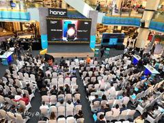 深耕马来西亚市场4年,荣耀手机品牌认可度高达58%