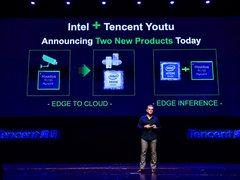 """英特尔与腾讯优图联合推出智能AI设备,让智能""""无处不在"""""""