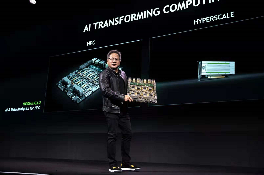 黄仁勋:NVIDIA加速计算为新HPC市场铺平道路