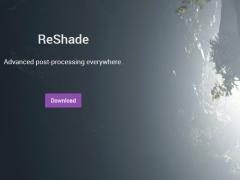 ReShade最新版本发布  功能操作大改进