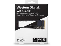 旗舰品质 享极速传输 西部数据Black NVMe SSD 1TB评测