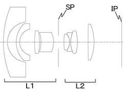 申请专利  佳能EF-M 10mm f/2.8鱼眼镜头