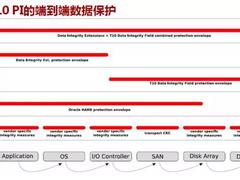 针对静默数据错误,如何采用DIX和DIF保证数据一致性?
