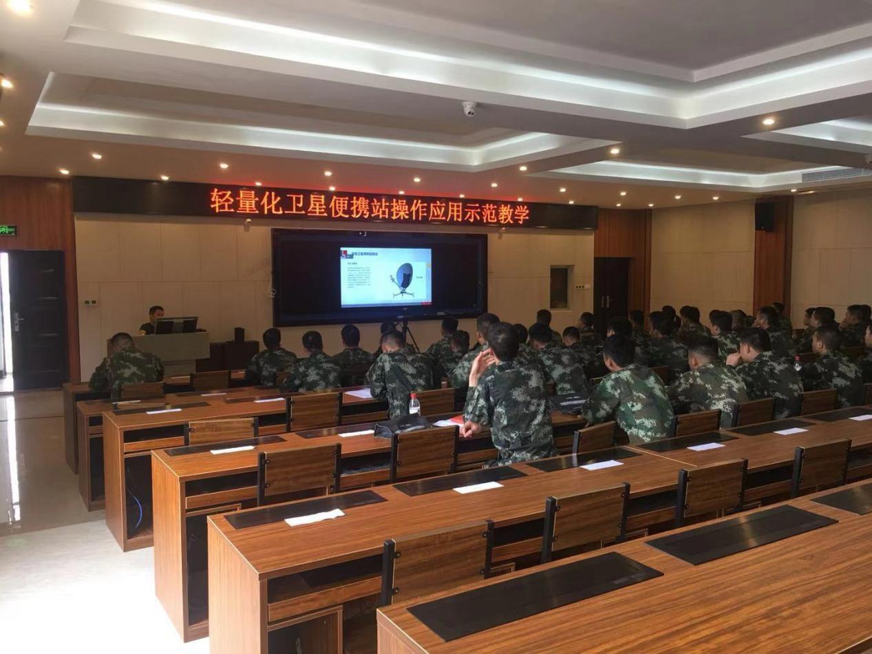 华平全力保障全国开展消防应急通信队伍师资骨干培训