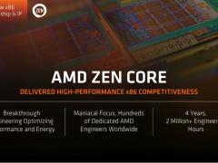 AMD Zen 3处理器将用上7nm EUV制程   性能不会提升很大