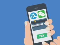 移动支付排名 微信 支付宝霸榜
