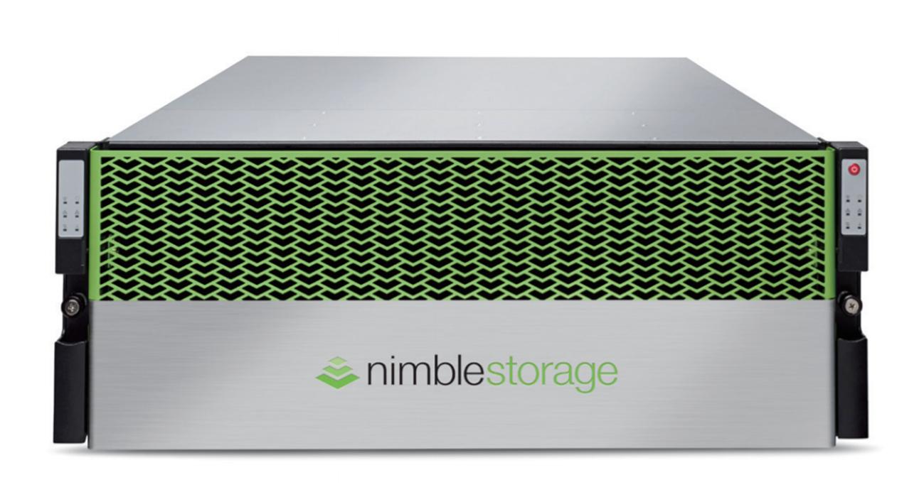 评测|HPE Nimble AF全闪存系列,诠释真正的高端存储