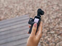 视频还可以这样拍?大疆创新发布灵眸Osmo口袋云台相机