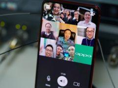 未来已至 OPPO完成全球首次5G微信视频通话