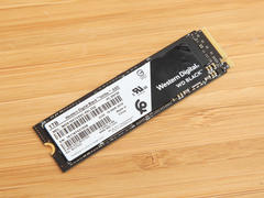 西数第二代的Black 3D SSD性能怎么样?