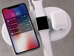 苹果AirPower新专利曝光  唯一ID保护设备传输数据