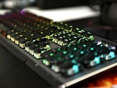 中毒已深!冰豹Vulcan AIMO 120机械键盘评测